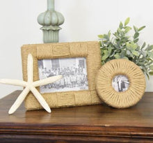 Load image into Gallery viewer, MAINSTREET COLLECTION ROPE PICTURE FRAMES