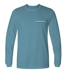 Painted Lake Murray Long Sleeve T-shirt