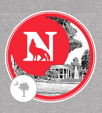 Load image into Gallery viewer, KOSS CUSTOM DESIGN - NEWBERRY COLLEGE HALL MOON