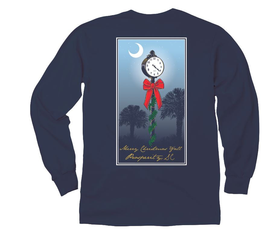 KOSS CUSTOM DESIGN - HOLIDAY LIGHTS LONG SLEEVE