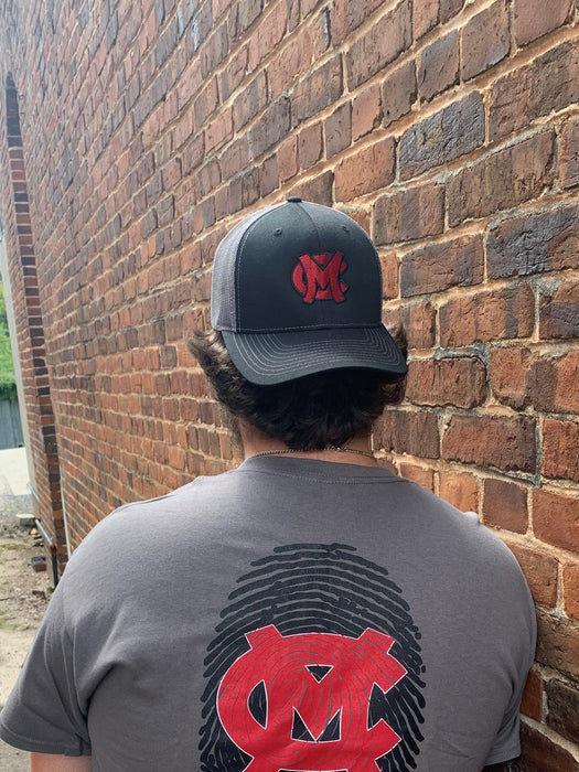 Mid - Carolina Rebels Block Logo Hat