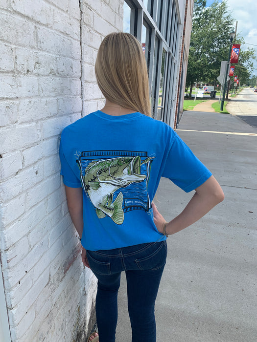 Lake Murray Bass T-shirt