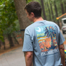 Load image into Gallery viewer, Palmetto Shirt Co. Painted Palmetto Short Sleeve T-shirt