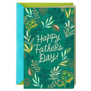 HALLMARK THINKING OF YOU TODAY FATHER'S DAY CARD