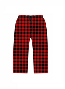 Jane Marie Buffalo Plaid Pajama Pants