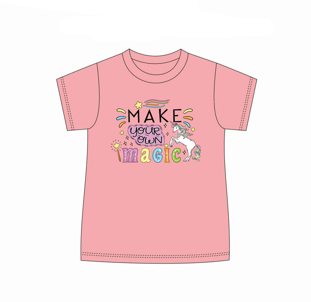 Jane Marie Make Your Own Magic Kids T-shirt