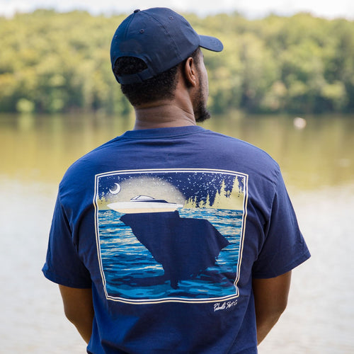 PALMETTO SHIRT CO. Boat State