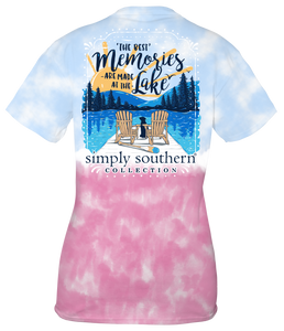 SIMPLY SOUTHERN LAKE MEMORIES T-SHIRT