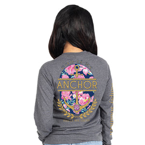SIMPLY SOUTHERN COLLECTION LONG SLEEVE - ANCHOR