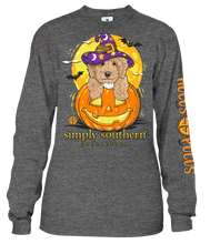 Load image into Gallery viewer, Simply Southern Collection Hocus Pocus Long Sleeve T-shirt