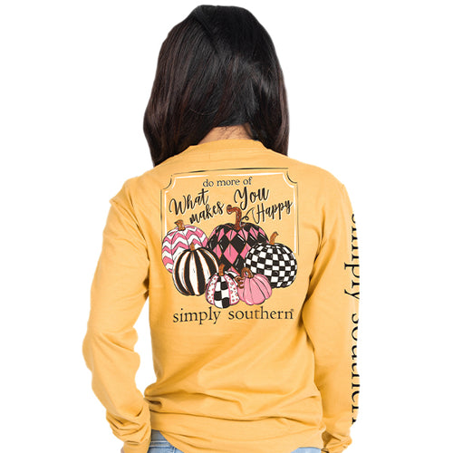 SIMPLY SOUTHERN COLLECTION LONG SLEEVE - MORE