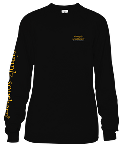 Simply Southern Collection Let Light Shine Out Long Sleeve T-shirt