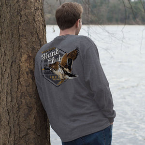STRAIGHT UP SOUTHERN LONG SLEEVE - DUCK HUNT CLUB