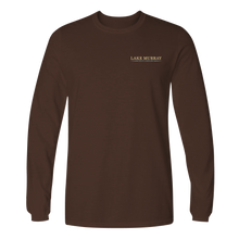Load image into Gallery viewer, Fall Painted Lake Murray Long Sleeve T-shirt