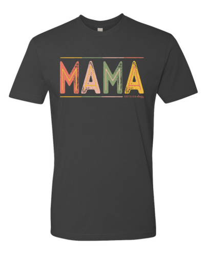 Southernology® Mama Color Block Statement
