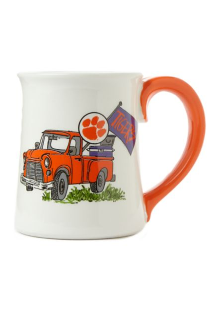 Magnolia Lane  Clemson University Traditions Mug