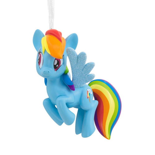 Hallmark My Little Pony Rainbow Dash Ornament