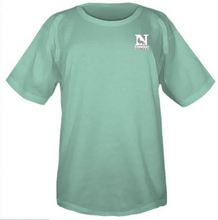 Load image into Gallery viewer, Newberry College Painted Logo T-shirt