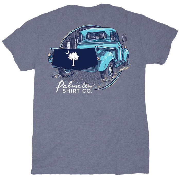 PALMETTO SHIRT CO. PALMETTO TRUCK