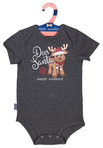 Simply Southern Deer Holiday Crawler