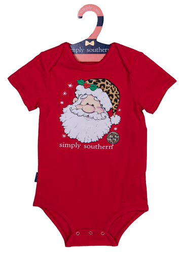 Simply Southern Santa Holiday Crawler