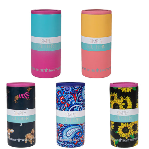 Simply Southern Collection Can Cooler