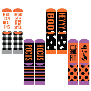 Simply Southern Collection Halloween Non-slip Socks