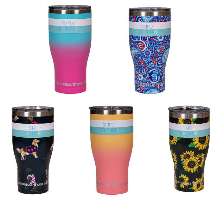 Simply Southern Collection 30oz Tumblers