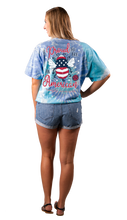 Load image into Gallery viewer, Simply Southern Collection Proud T-shirt
