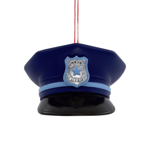 Hallmark Police Officer Ornament