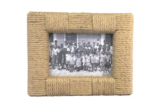 MAINSTREET COLLECTION ROPE PICTURE FRAMES