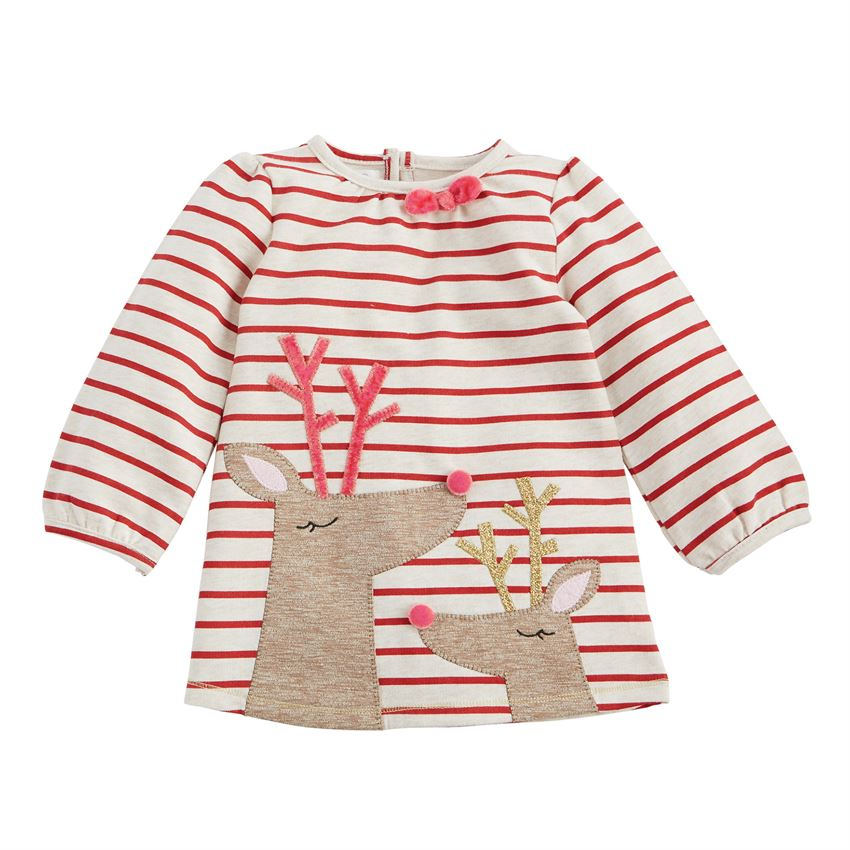 Mud Pie Reindeer Dress