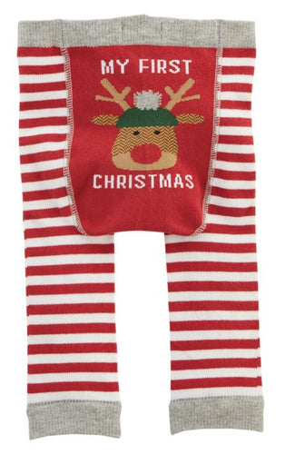 Mud Pie Reindeer Knitted Pants