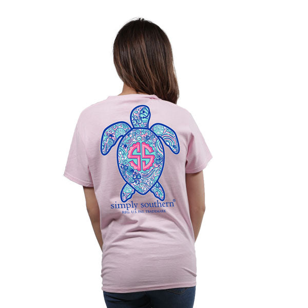Simply Southern Collection Shell Logo T-shirt