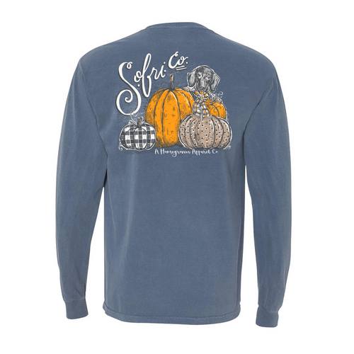 Southern Fried Cotton In The Patch Long Sleeve T-shirt