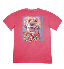 Load image into Gallery viewer, Southern Fried Cotton All You Need Short Sleeve T-shirt