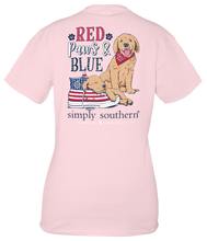 Load image into Gallery viewer, Simply Southern Collection Sneakers T-shirt
