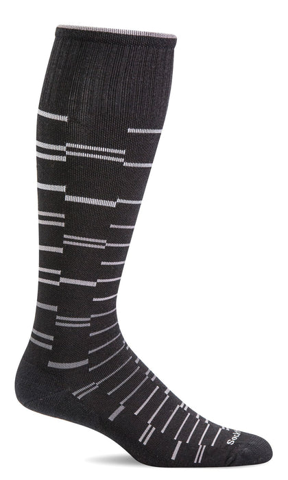 Sockwell Black Men's Dashing Socks