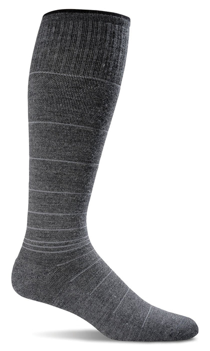 Sockwell Charcoal Men's Circulator Socks