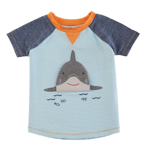 Mud Pie Toddler Shark T-Shirt