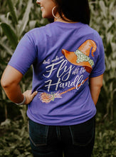 Load image into Gallery viewer, Southernology Fly off the Handle Short Sleeve T-shirt
