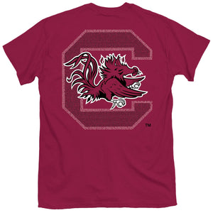 PALMETTO SHIRT CO. USC FIGHT SONG SHORT SLEEVE T-SHIRT