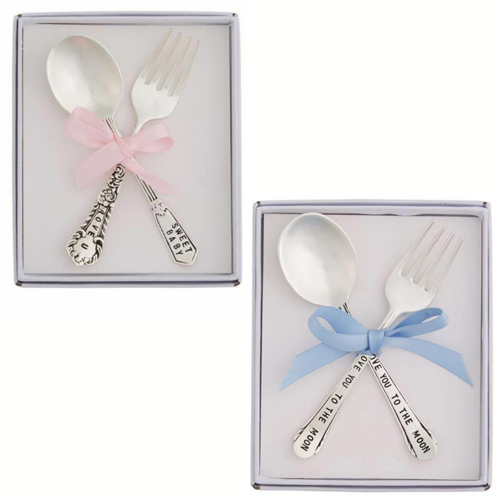 Mud Pie Feeding Set Gift