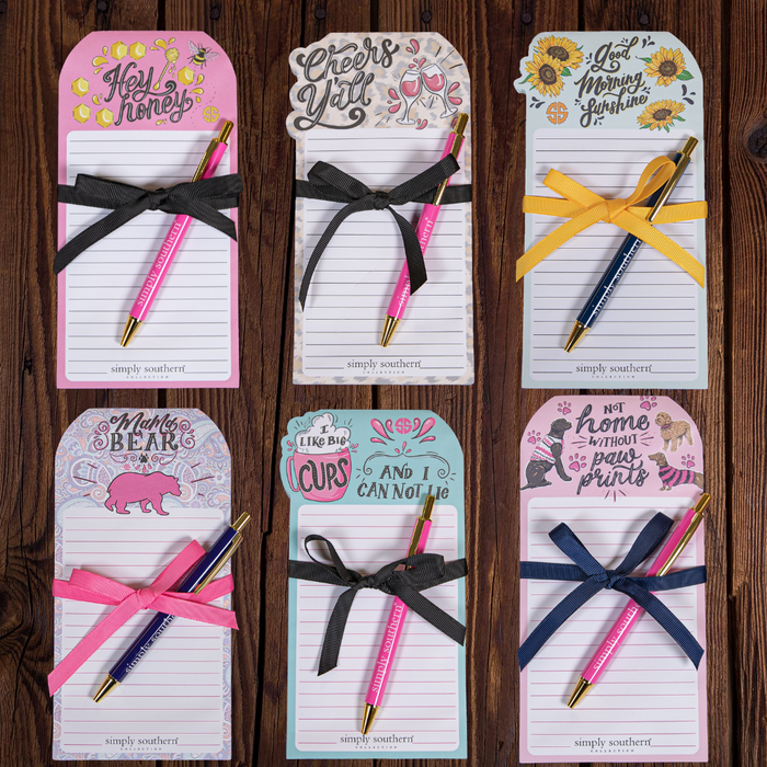 Simply Southern Collection Notepads