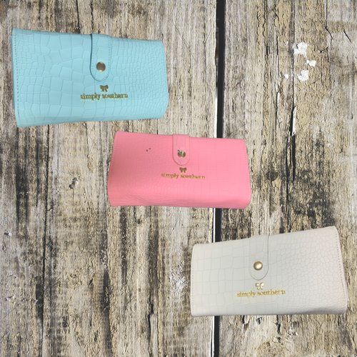 SIMPLY SOUTHERN COLLECTION WALLET