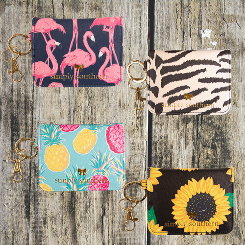 SIMPLY SOUTHERN COLLECTION BUTTERFLY WALLET