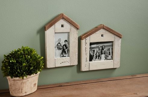 Mud Pie White House Frames