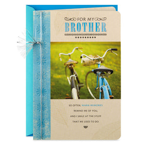 HALLMARK WE'RE FAMILY FATHER'S DAY CARD FOR BROTHER
