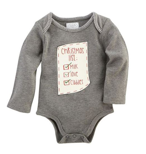 Mud Pie Christmas List Crawler