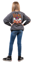 Load image into Gallery viewer, Simply Southern Collection Youth Hey Boo Long Sleeve T-shirt